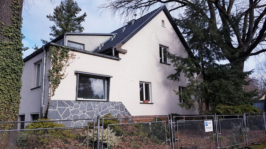 Individuell geschnittene 3 Zimmer Mietwohnung  im Erdgeschoss in einem Stahnsdorfer Zweifamilienhaus