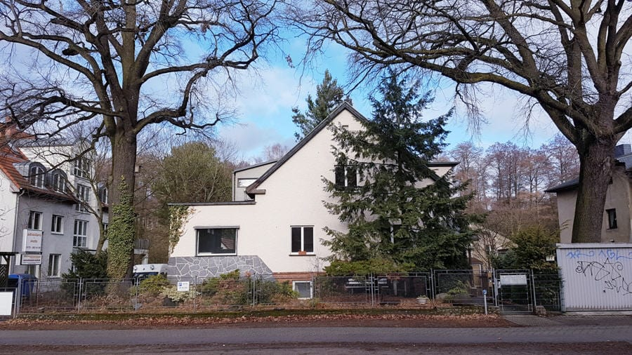 Individuell geschnittene 3 Zimmer Mietwohnung  im Obergeschoss in einem Stahnsdorfer Zweifamilienhaus
