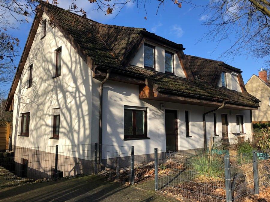 Doppelhaushälfte zur Miete in Stahnsdorf